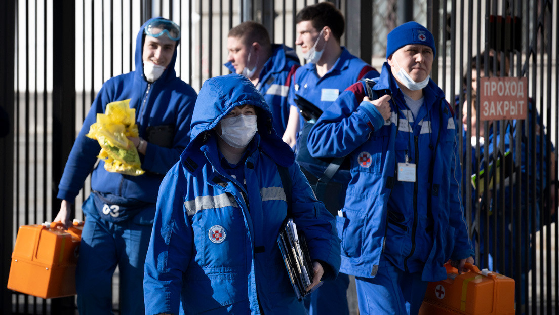 """Moscú declara """"estado de alerta"""" por la amenaza de propagación del coronavirus"""