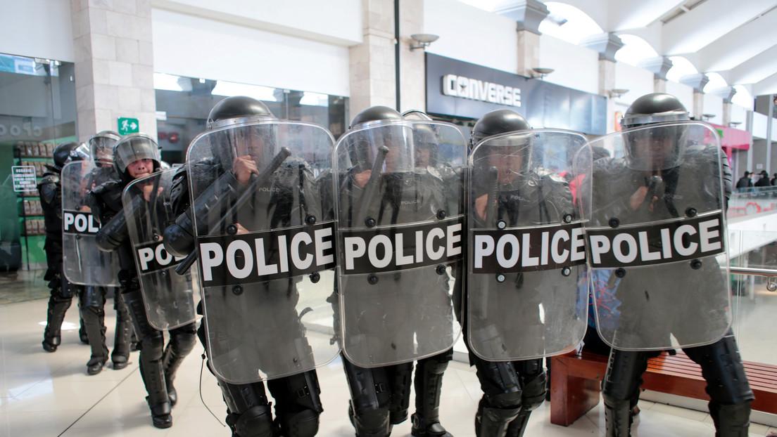 EE.UU. sanciona a la Policía Nacional de Nicaragua y a tres comisionados de esa institución
