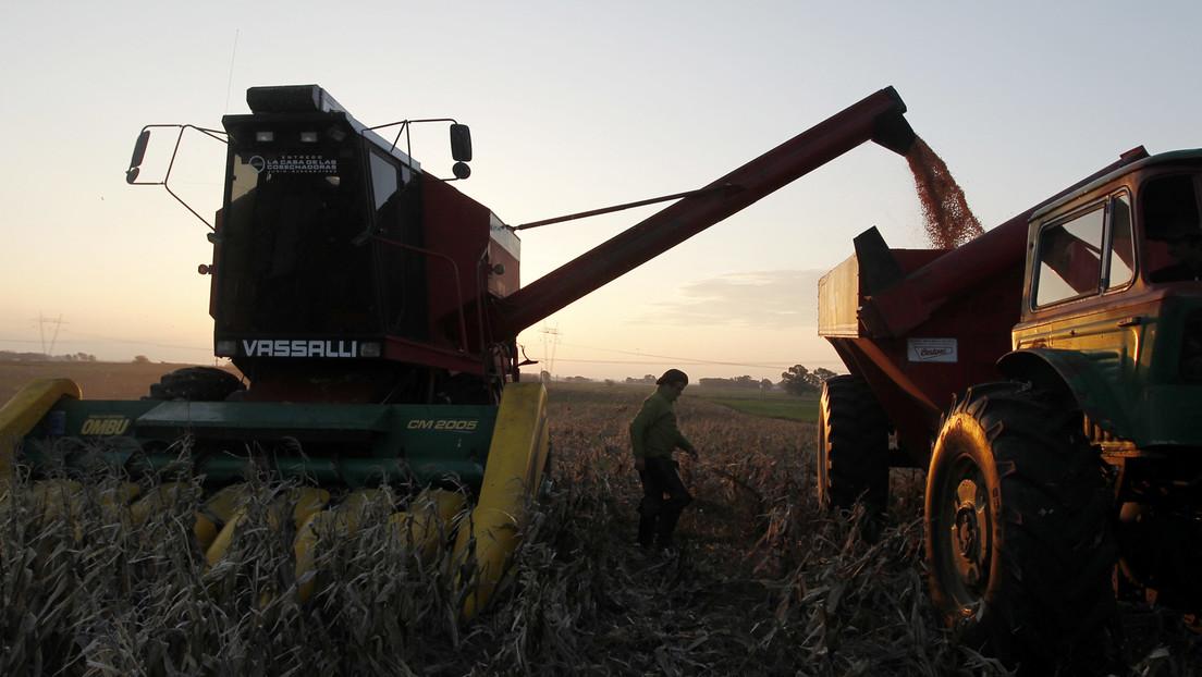 Entidades agropecuarias de Argentina anuncian huelga de cuatro días por suba de impuestos a las exportaciones