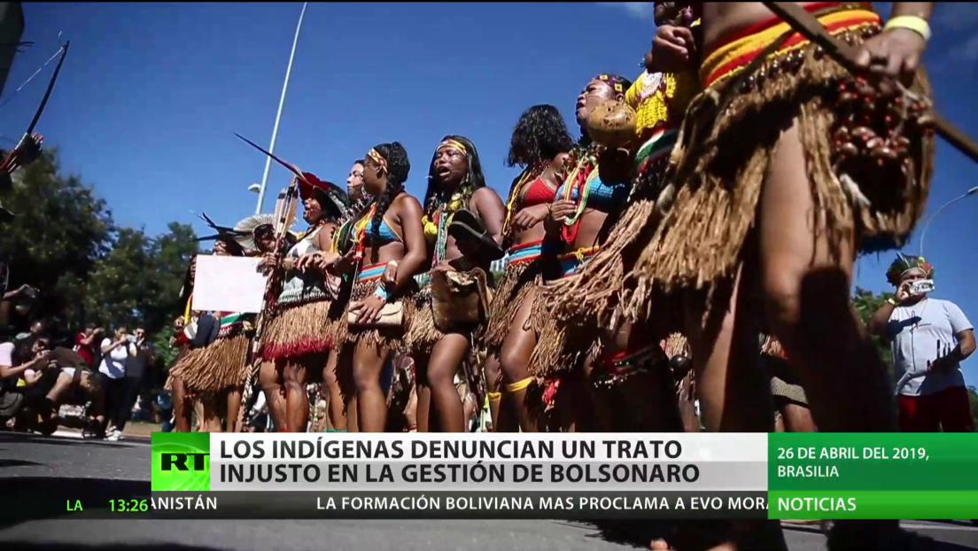 Un misionero brasileño es condenado por dar un arma de fuego a indígenas