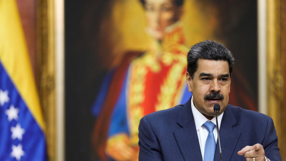 """Trump renueva el decreto que califica a Venezuela como una """"amenaza inusual"""" para EE.UU. y Maduro responde"""