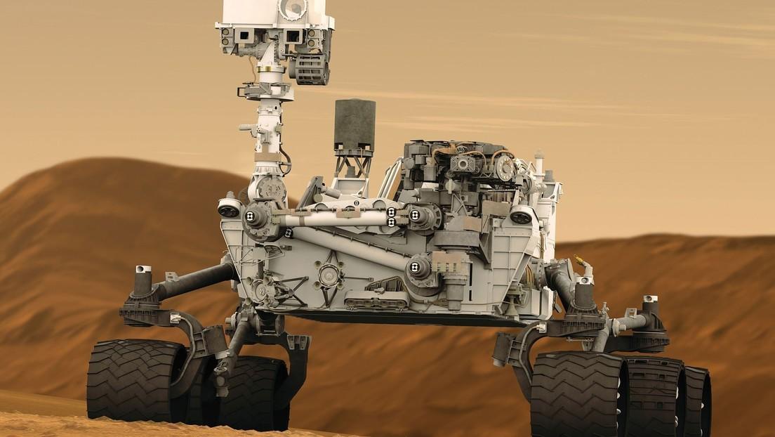 La NASA podría haber descubierto una pista de una forma de vida pasada en Marte
