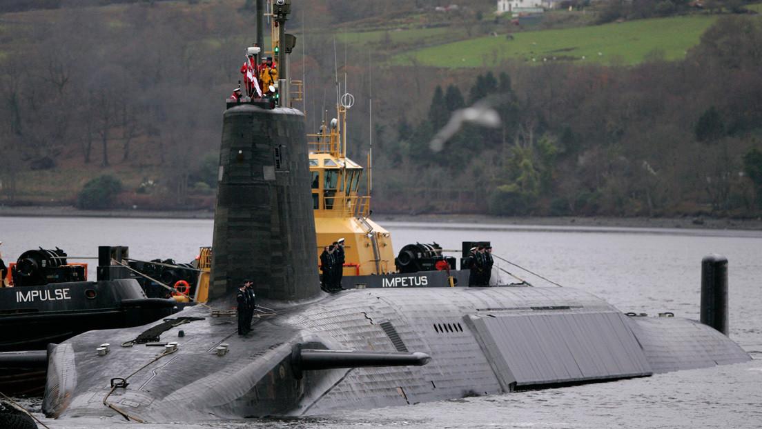 La Marina de Reino Unido encarga el mayor submarino autónomo del mundo