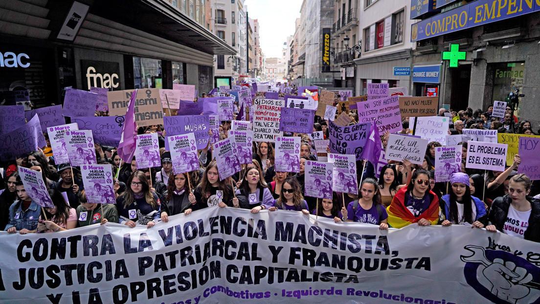 En lucha contra las violencias machistas, con divisiones internas y la ultraderecha en pie de guerra: el 8M busca otro día histórico en España thumbnail