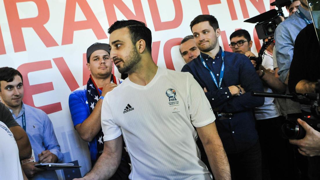 VIDEO: Jugador profesional del FIFA 20 queda eliminado de un torneo por un grave error del videojuego