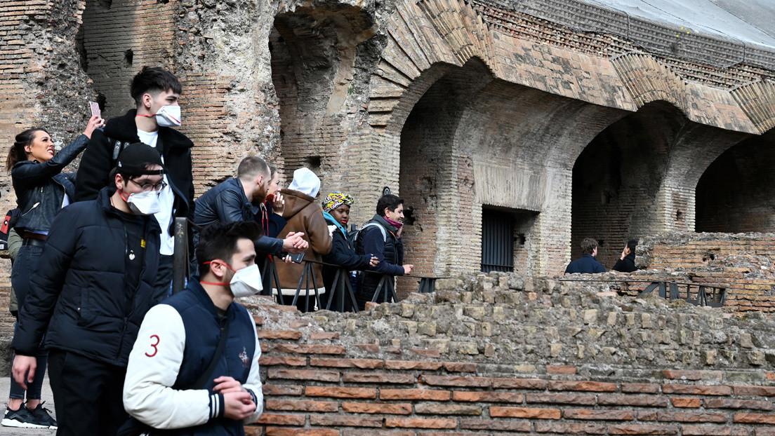 Casi 200 muertos y más de 4.600 afectados por el coronavirus en Italia