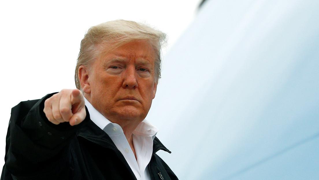 """""""Me gusta"""":  A Trump le hace feliz que la gente gaste su dinero en EE.UU. como consecuencia del coronovirus"""