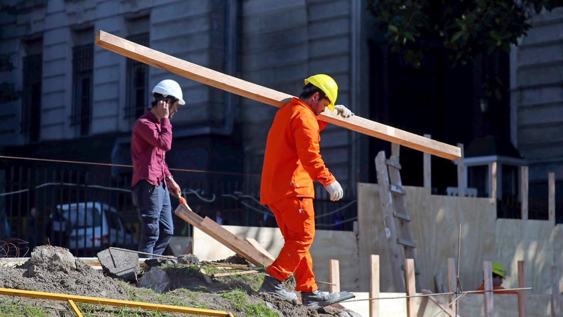 "Denuncian que en Argentina muere un obrero cada 14 horas por ""desidia patronal"""