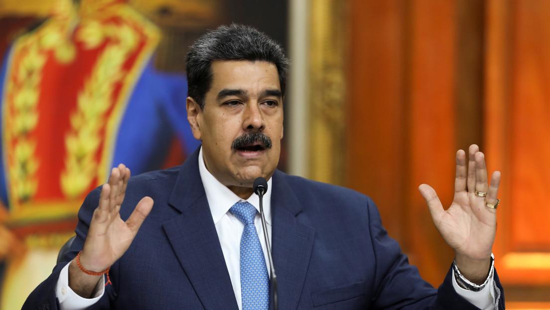 Maduro acusa a EE.UU. de empujar a Brasil a un conflicto armado contra Venezuela