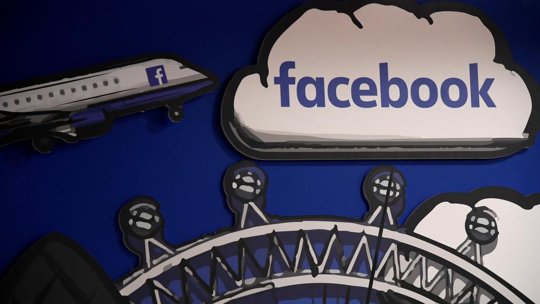 Facebook cierra sus oficinas en Londres y Singapur por un caso de coronavirus