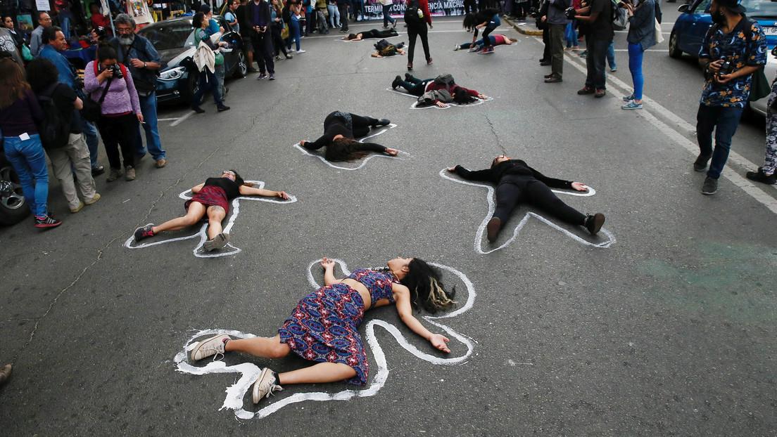 """""""Hallada"""": el nuevo reto viral de una mexicana que visibiliza la estremecedora escala de los feminicidios"""