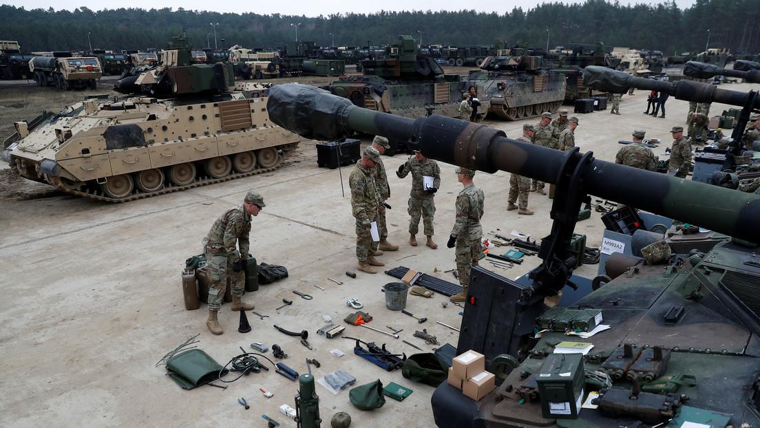 Moscú recomienda a la OTAN que piense en el aumento de tensión que conllevan sus ejercicios cerca de la frontera rusa