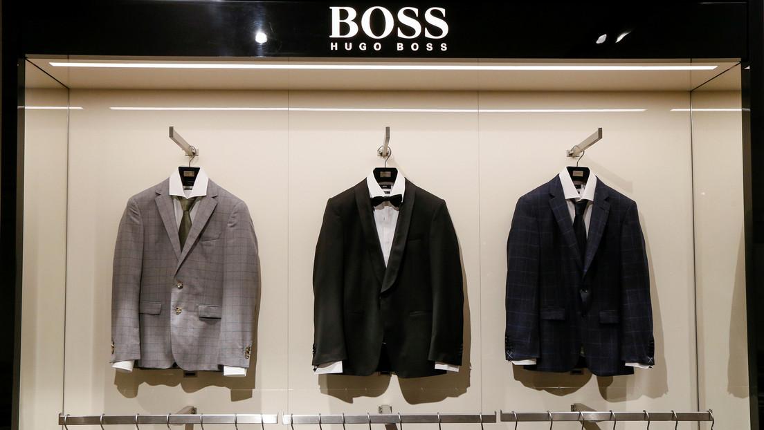 Un cómico británico cambia su nombre por Hugo Boss para vengarse de esa marca de moda