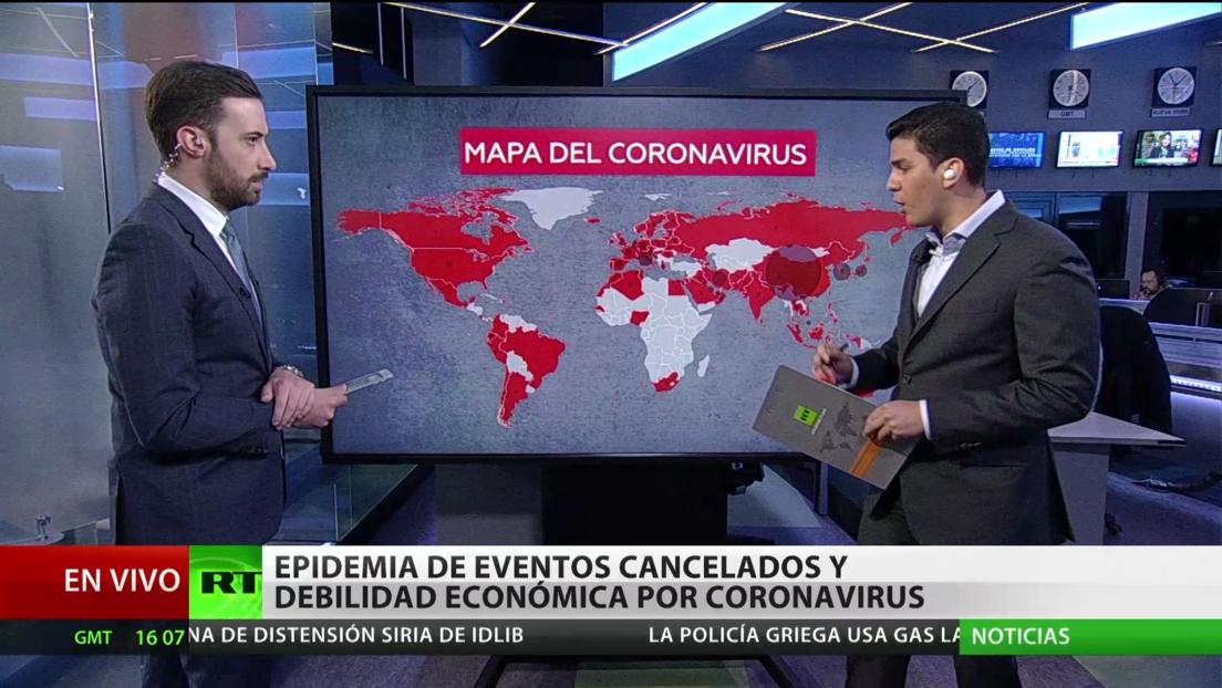 El coronavirus ya ha dejado casi 3.500 muertes y más de 101.000 infectados en todo el mundo