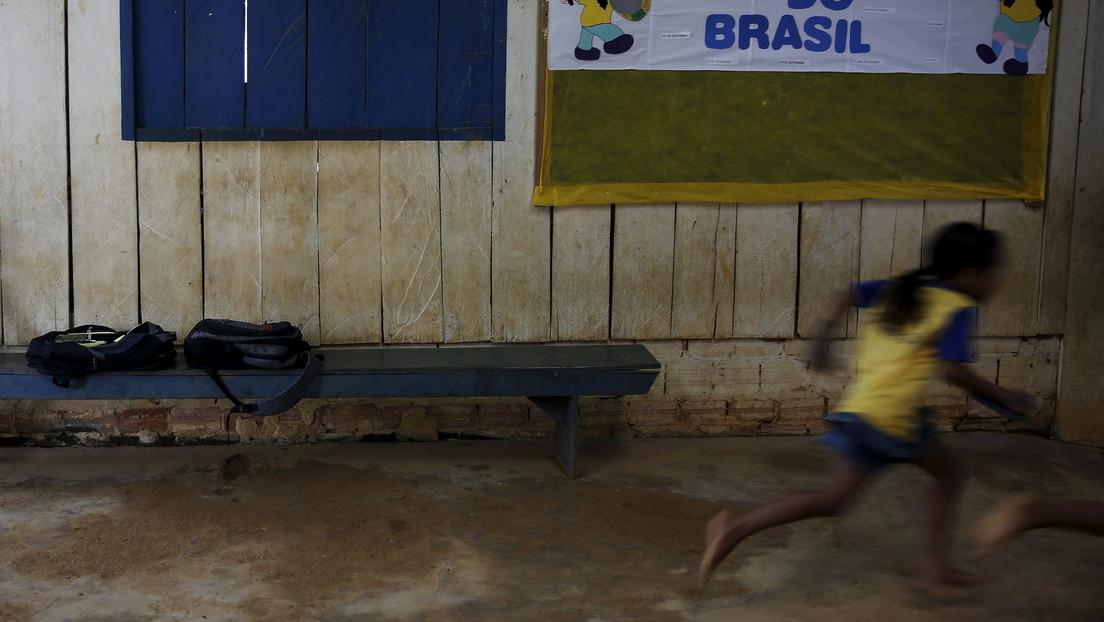 """""""El nuevo 'fuhrer'"""": escolares de Brasil realizan el saludo nazi para apoyar a un compañero de clase"""