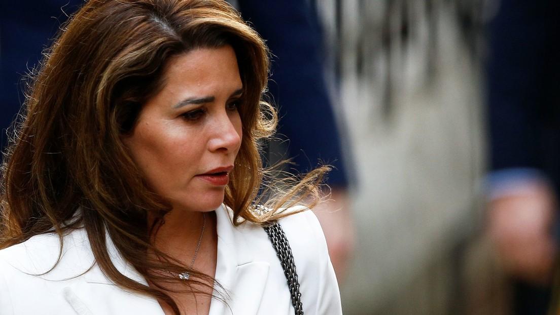 Princesa jordana acusa a gobernador de Dubái de prometer la mano de su hija de 11 años al príncipe heredero saudita