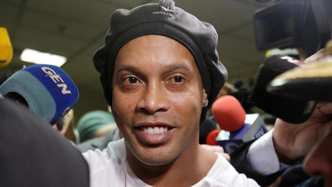 La Justicia de Paraguay decreta prisión preventiva para Ronaldinho y su hermano Roberto