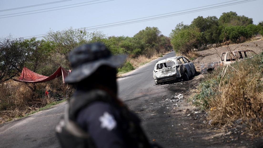 Cae 'El Miclo': México arresta al segundo criminal más importante del Cártel de Santa Rosa de Lima