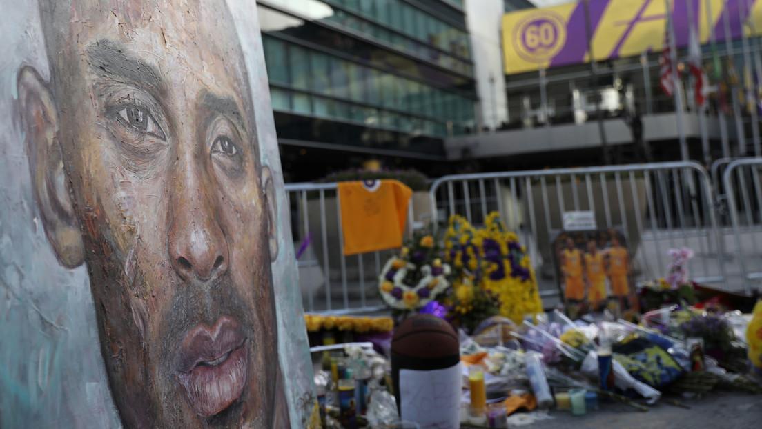 VIDEO: Crean un espectacular mosaico de Kobe Bryant con 5.292 dados
