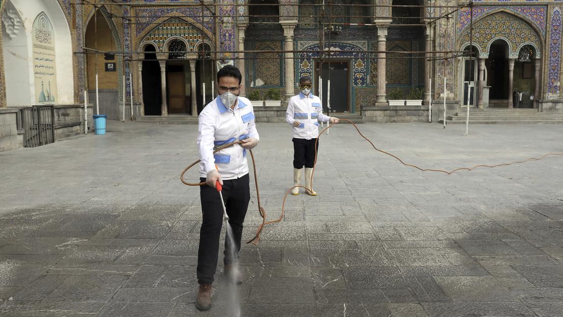 Irán registra 49 nuevas muertes por coronavirus en las últimas 24 horas, alcanzando un total de 194 víctimas