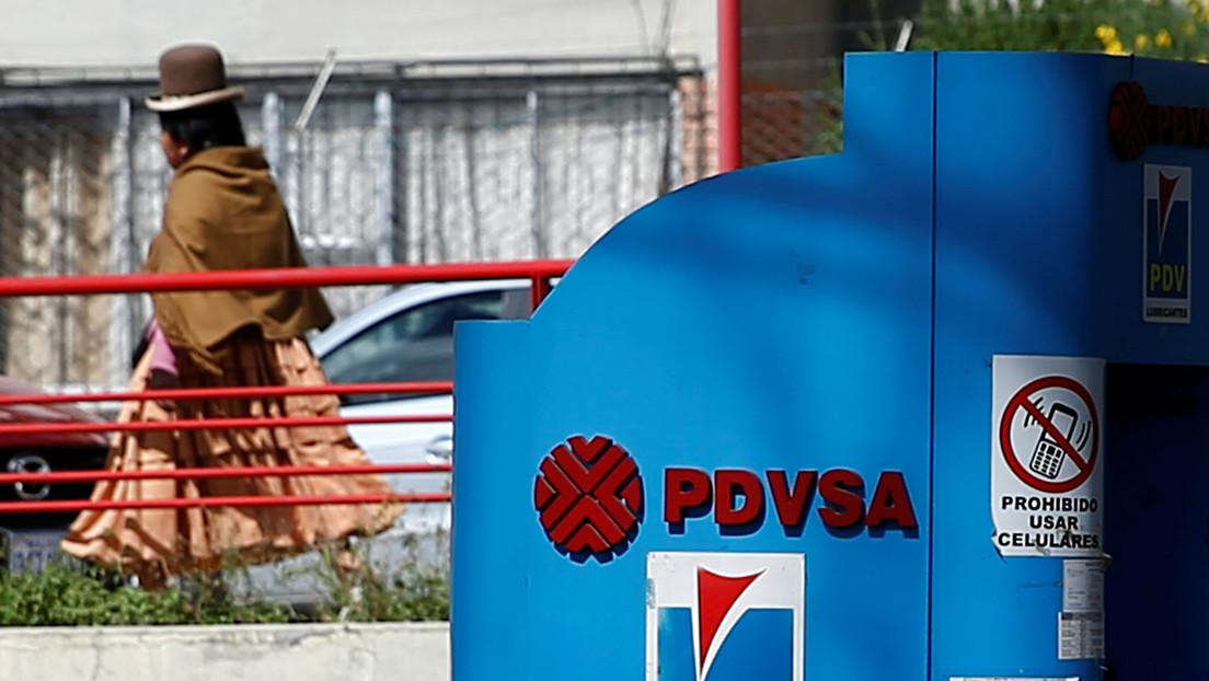 Venezuela detiene a 38 trabajadores de PDVSA acusados de traficar combustible