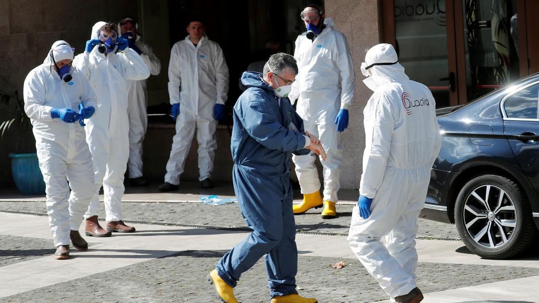 """Un médico italiano asegura que si la población no se queda en casa """"la situación se volverá catastrófica"""""""