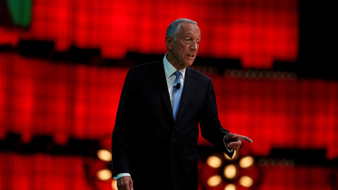 El presidente de Portugal se impone una cuarentena por el coronavirus