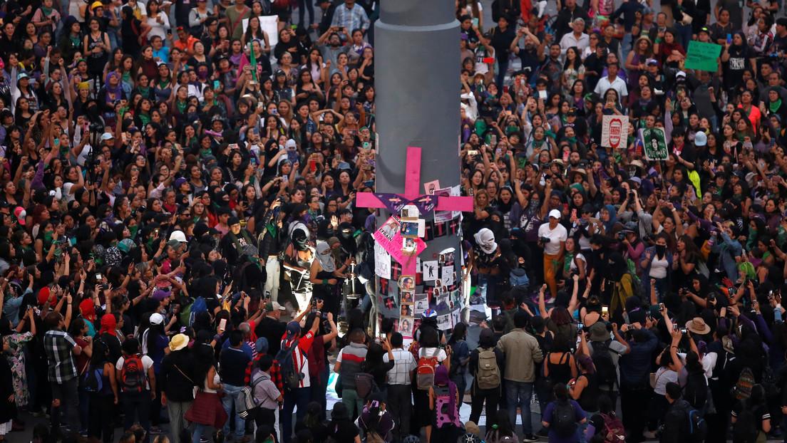 'Un día sin nosotras': ¿En qué consiste el Paro Nacional de Mujeres en México y por qué está convocado? thumbnail