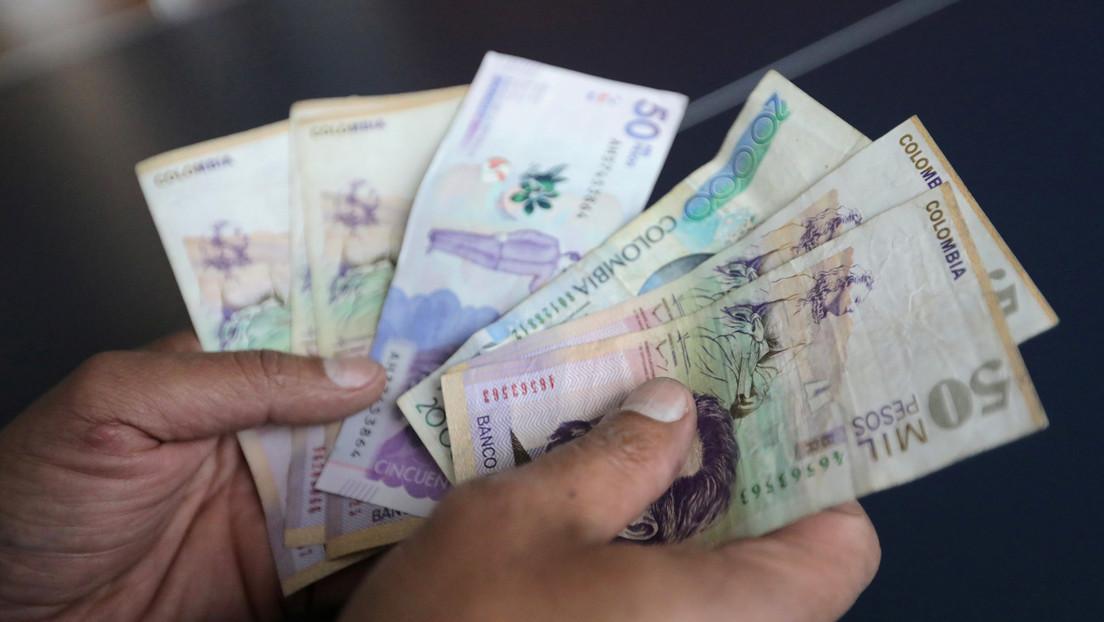 El dólar se dispara en Colombia y supera el máximo histórico