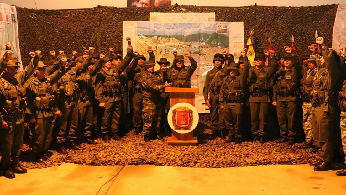 """Venezuela inicia """"por sorpresa"""" la segunda fase de los ejercicios militares Escudo Bolivariano 2020"""