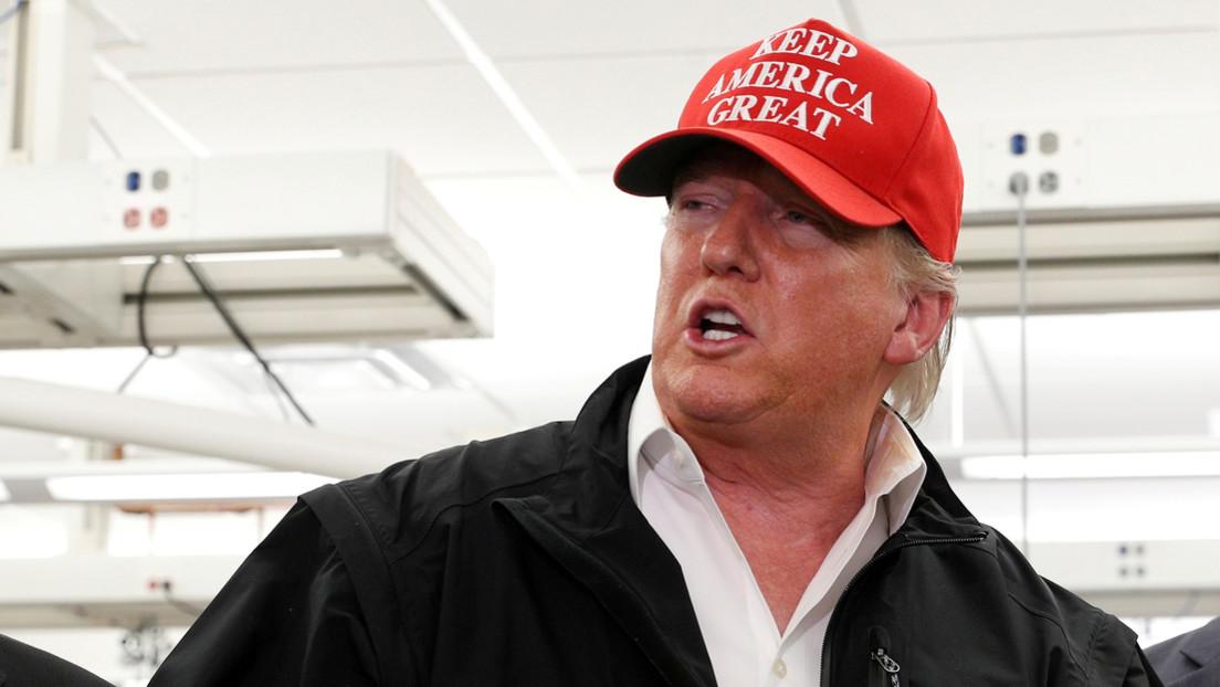Trump evalúa positivamente la peor caída del petróleo desde 1991 y culpa de ella a Rusia, Arabia Saudita y noticias falsas