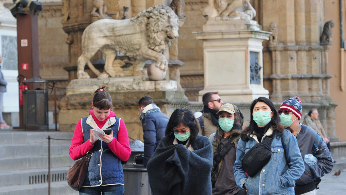 Se registran 97 nuevas muertes y casi 2.000 nuevos casos confirmados de coronavirus en Italia