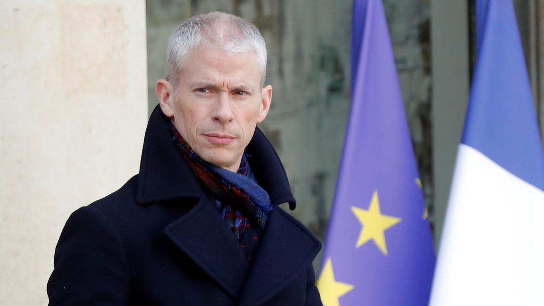 El ministro de Cultura de Francia da positivo por el nuevo coronavirus