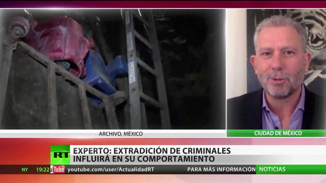 México aumenta el número de narcotraficantes extraditados a EE.UU.