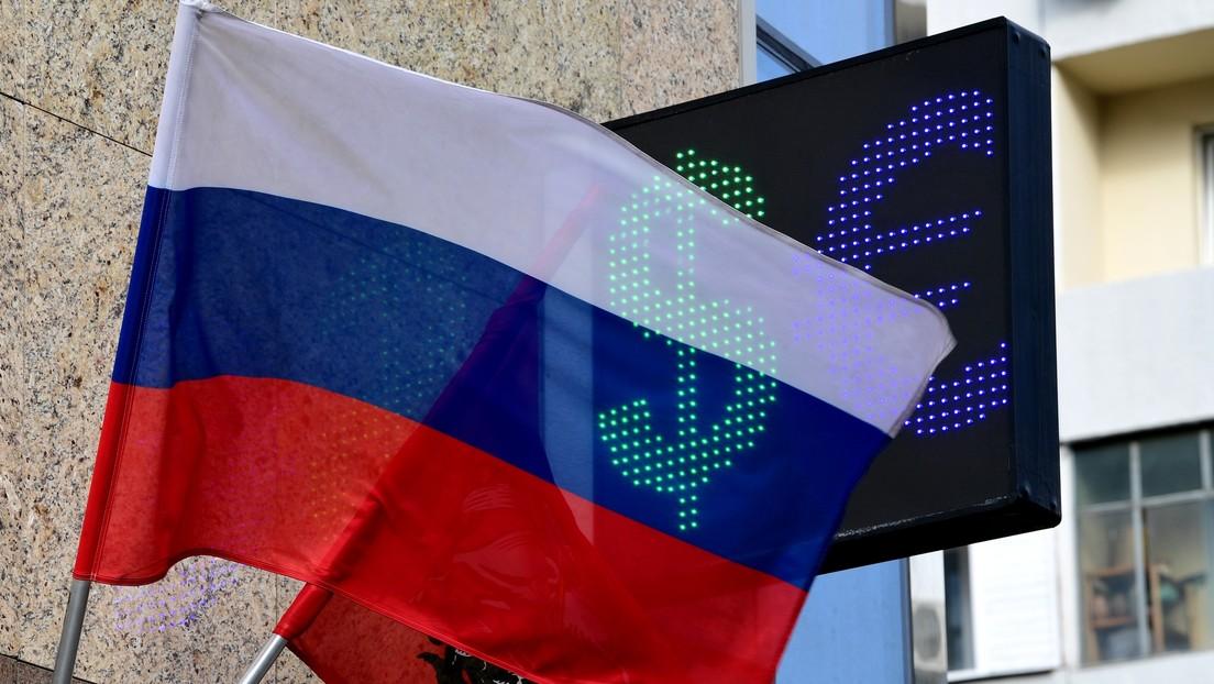La Bolsa de Moscú cae el 10% después de la apertura en el contexto del desplome del crudo y el hundimiento de mercados mundiales