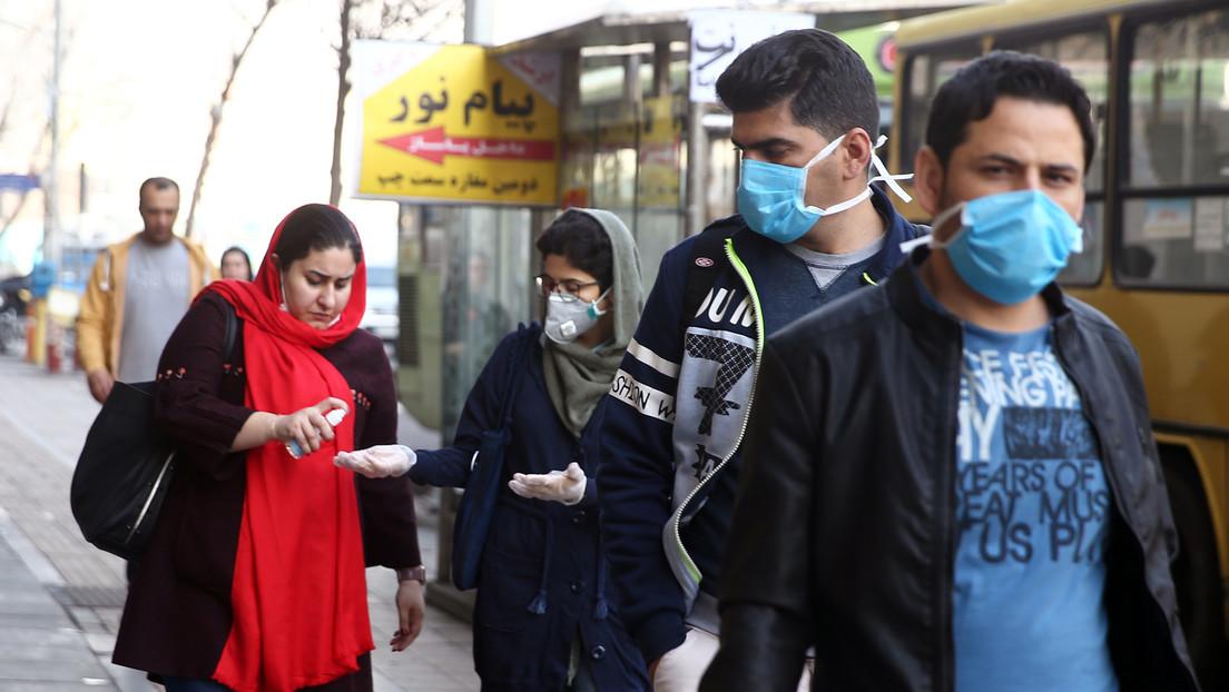 Aumentan a 8.042 los casos confirmados del coronavirus en Irán