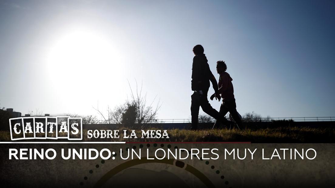 Reino Unido: Un Londres muy latino