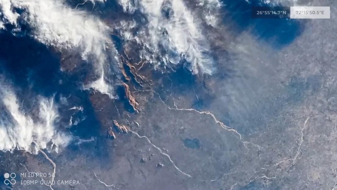 VIDEO: Xiaomi muestra la potencia de su cámara de 108 megapíxeles fotografiando la Tierra desde el espacio