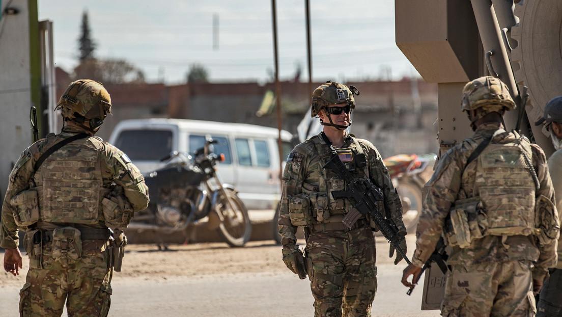 Departamento de Estado de EE.UU. afirma que no contempla desplegar tropas en la provincia siria de Idlib