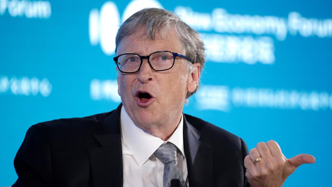 Bill Gates deja por completo Microsoft