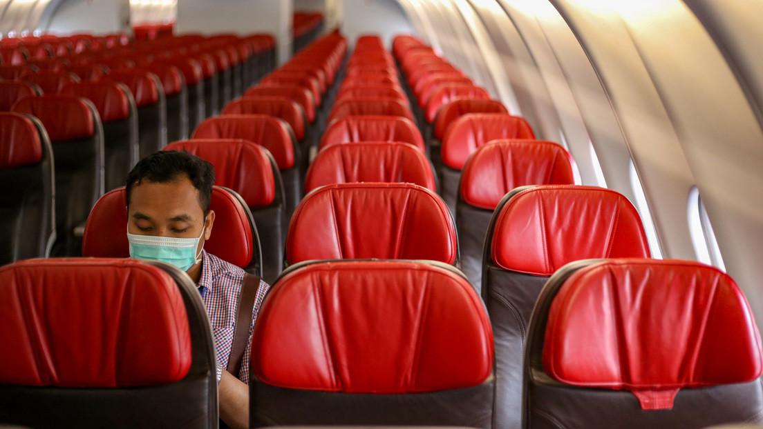 'Vuelos fantasma': aerolíneas derrochan combustible en vuelos vacíos por el coronavirus y una rígida norma europea