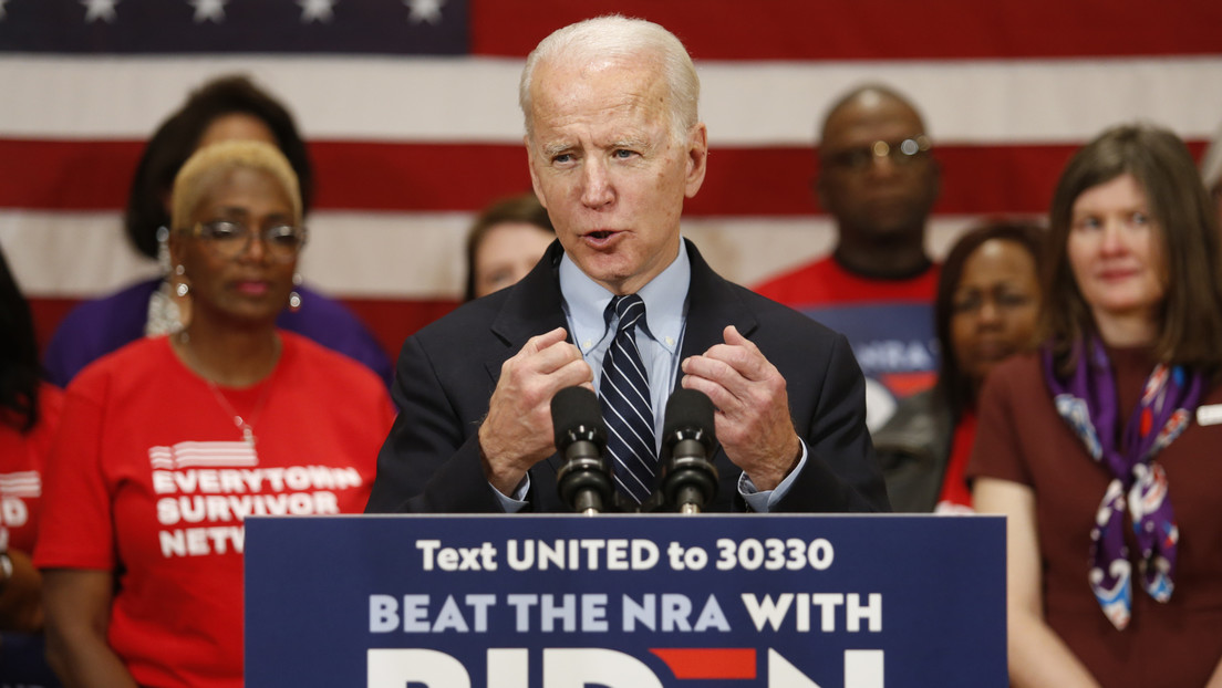 Joe Biden cancela por el coronavirus un mitin de la campaña de las primarias en Ohio