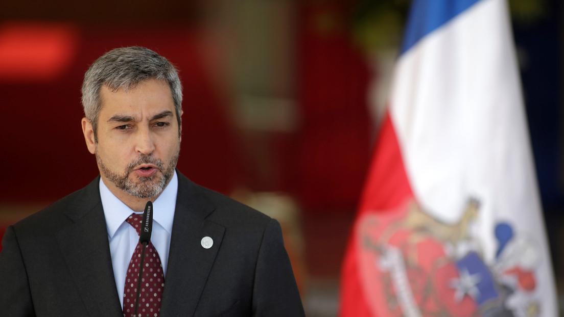 """Presidente de Paraguay aplica """"medidas drásticas que no tienen ningún protocolo"""" por temor al coronavirus"""