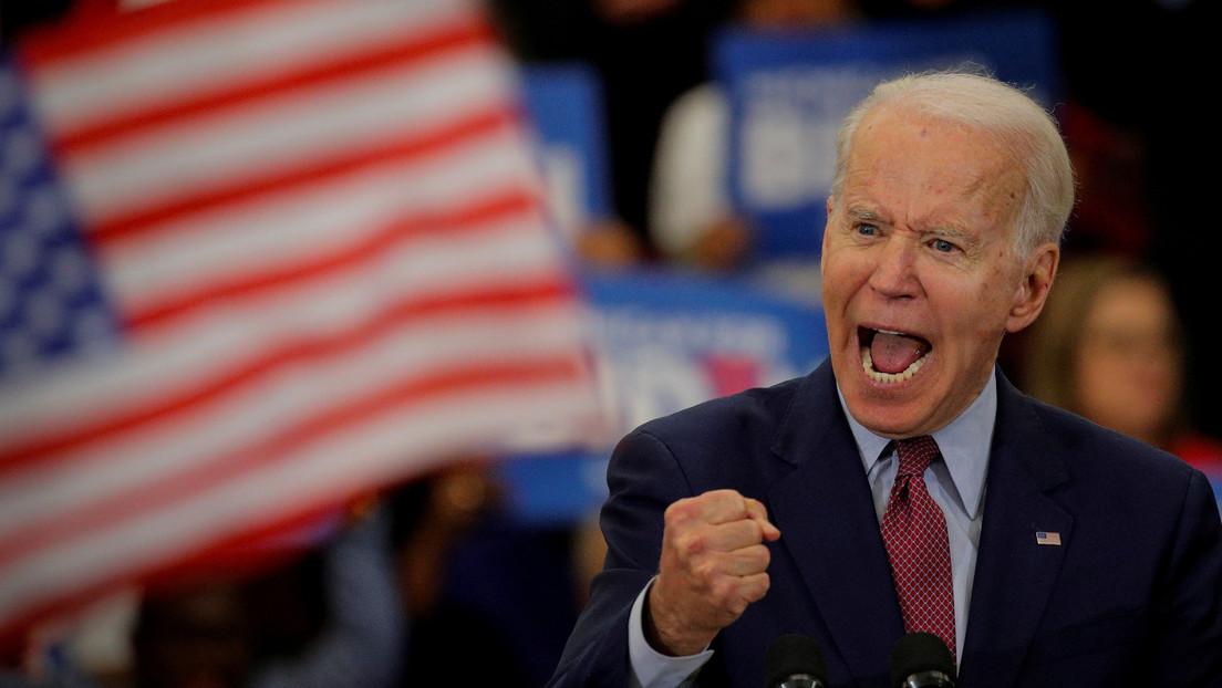 Joe Biden gana en las primarias demócratas en 4 estados de EE.UU.
