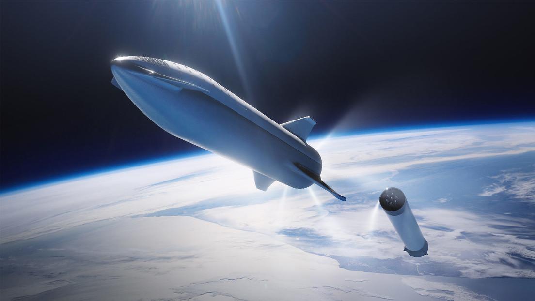 Elon Musk explica por qué es necesaria una nueva arquitectura para los vuelos espaciales
