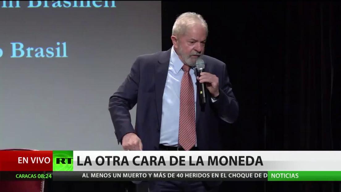 Lula da Silva acusa a EE.UU. de haber orquestado el arresto al que fue sometido