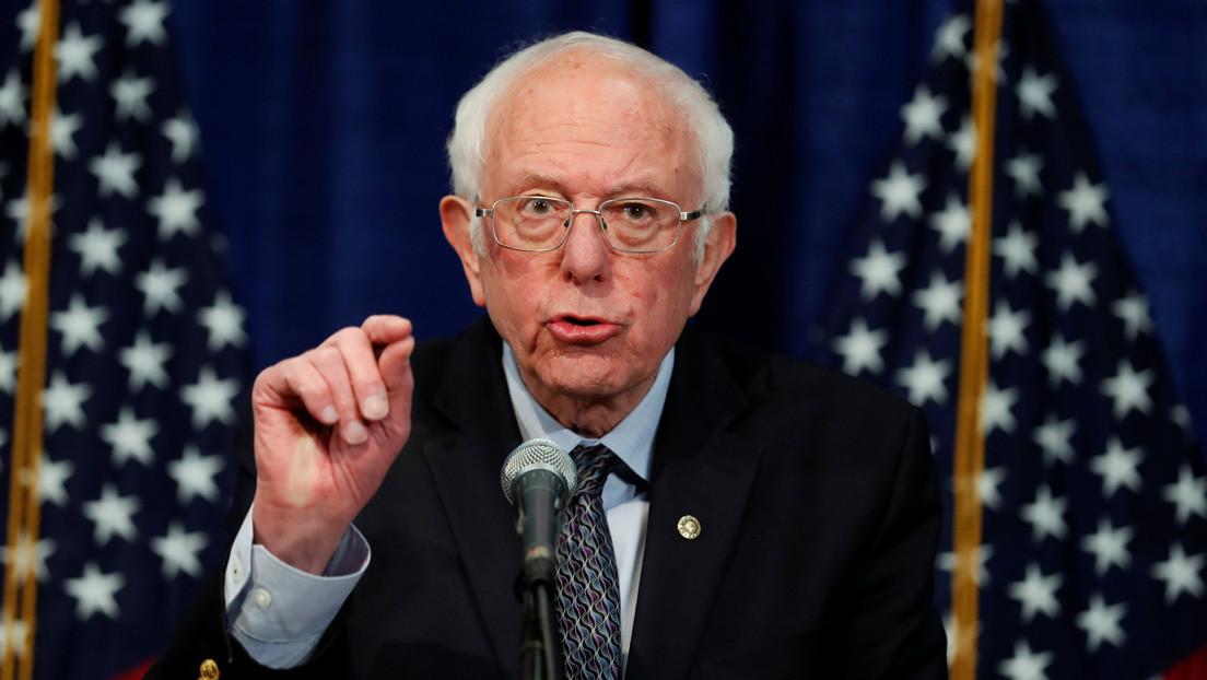Bernie Sanders no abandonará la campaña presidencial pese a sus nuevos fracasos en primarias