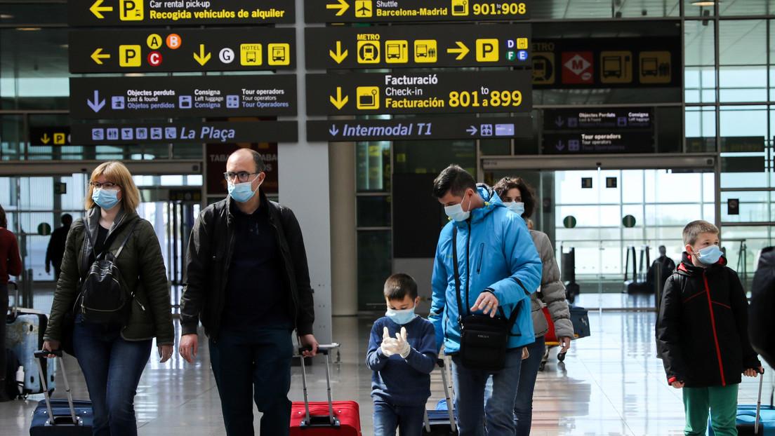 Los casos del nuevo coronavirus en Europa superan los 22.000 y causan 930 fallecidos