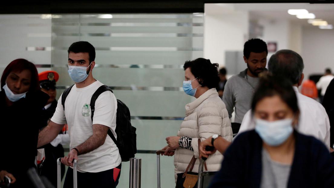 Sube a 16 el número de casos de coronavirus en el país