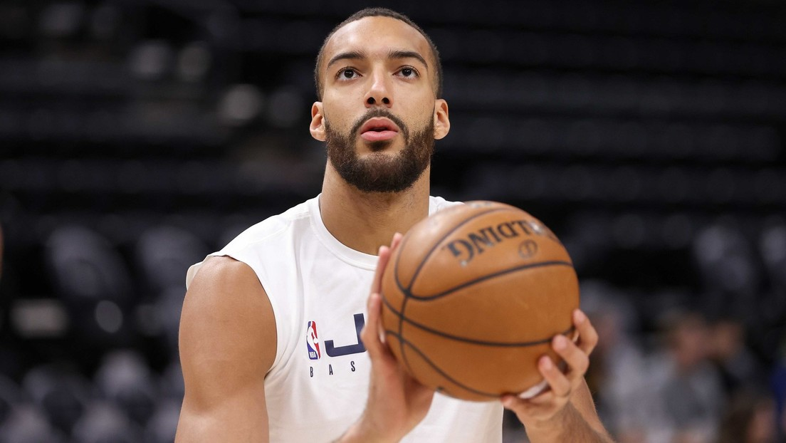 National Basketball Association  player Rudy Gobert who mocked Coronavirus fears tests positive